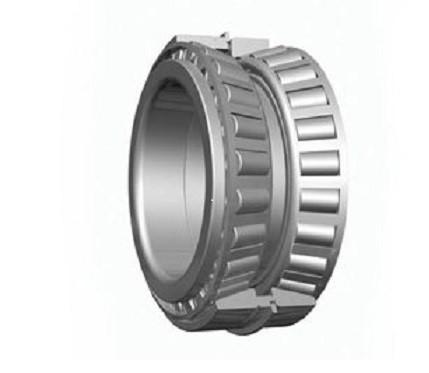 Двухрядный конический подшипник со сдвоенным внутренним кольцом TDI